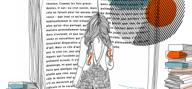 Illustration principale de Perluète 01 par Alice Dufay