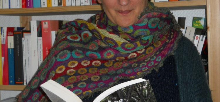 Portrait de Betty Duval-Hubert de la librairie La Buissonnière