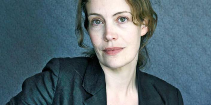 Portrait de Julie DOUARD par H. Bamberger