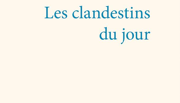 Couverture du livre Les clandestins du jour par Pierre Le Coz