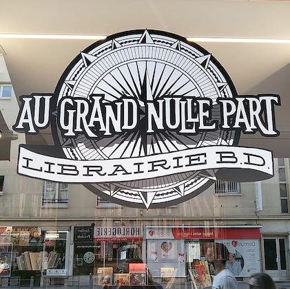Librairie Au Grand Nulle Part
