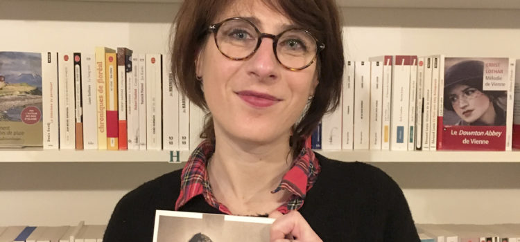 Photo de Caroline Jacquot de la librairie Au fil des pages
