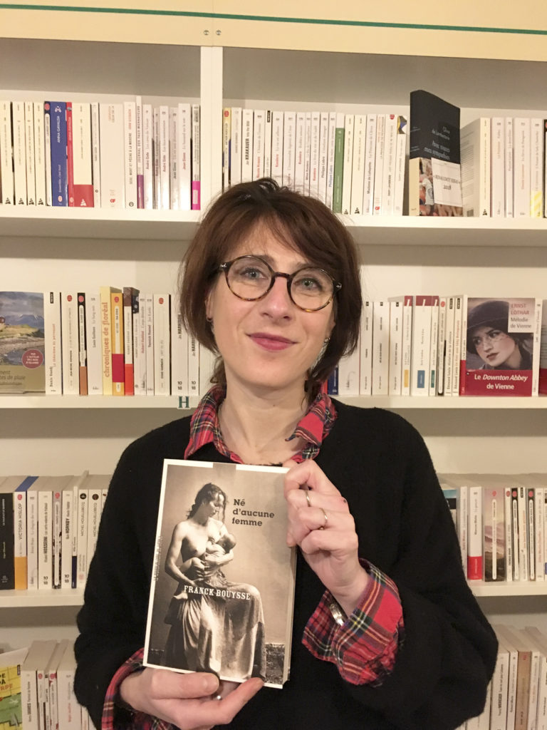 Photo de Caroline Jacquot de la librairie Au fil des pages