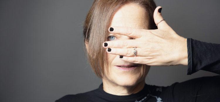 portrait de marie nimier par Francesca Mantovani - éditions Gallimard