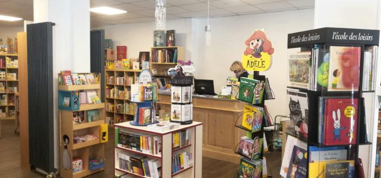 Photo de la Librairie Quai des mots à Louviers