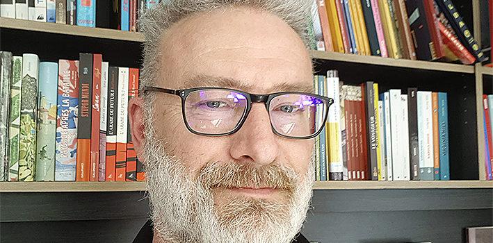 [Questions à…] Fred Sendon pour le dossier « La BD explose les cases »