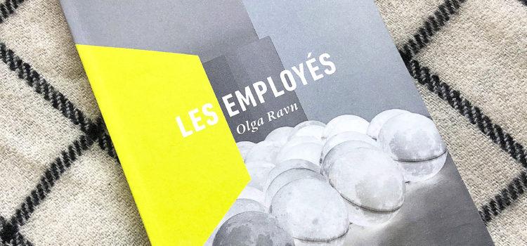 [Chronique] Les Employés d'Olga Ravn
