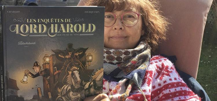 [Coup de cœur de libraire] Les enquêtes de Lord Harold, Tome 1 de Philippe Charlot et Xavier Fourquemin