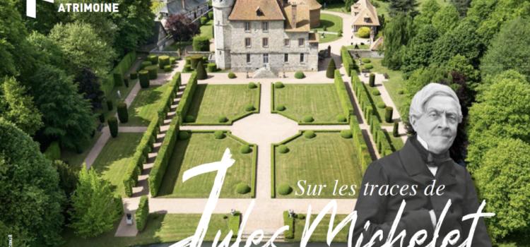 [Patrimoine] Sur les traces de Jules Michelet