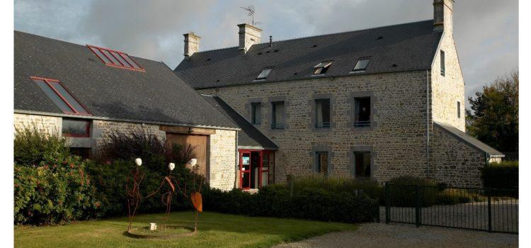 [Questions à…] Romain Villet en résidence à Regnéville-sur-Mer