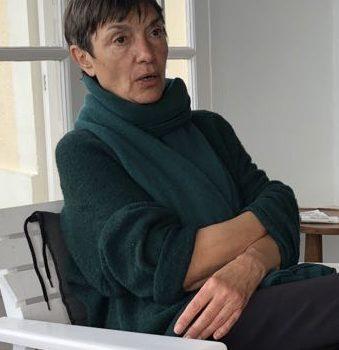 [Questions à…] Marie-Thérèse Champesme sur le confinement à la Villa La Brugère