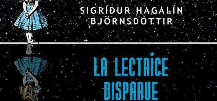 [Chronique] La Lectrice disparue de Sigríður Hagalín Björnsdóttir