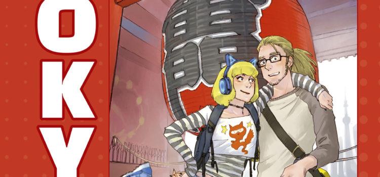 [Chronique] Découvrir Tokyo en manga de Nicolas Finet et Jean-David Morvan