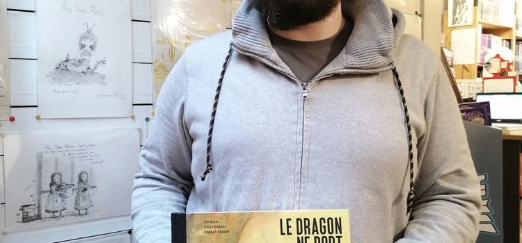 [Coup de cœur de libraire] Le dragon ne dort jamais