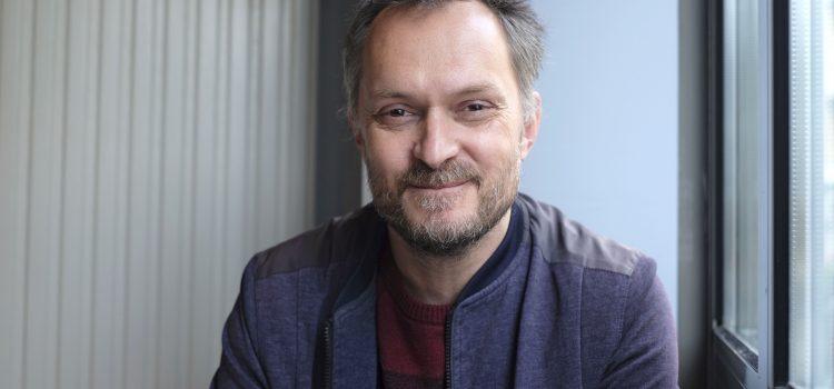 [Questions à…] Frédéric Forte Directeur de l'Option Création Littéraire du Master du Havre