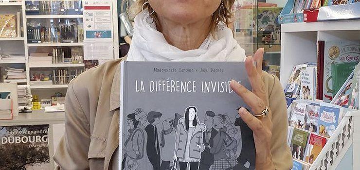 [Coup de cœur de libraire] La différence invisible de Julie Dachez et Mademoiselle Caroline
