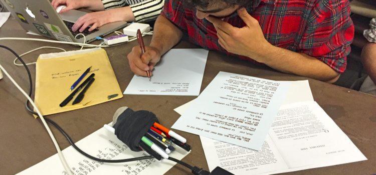 [Dossier] Étudiants en écriture